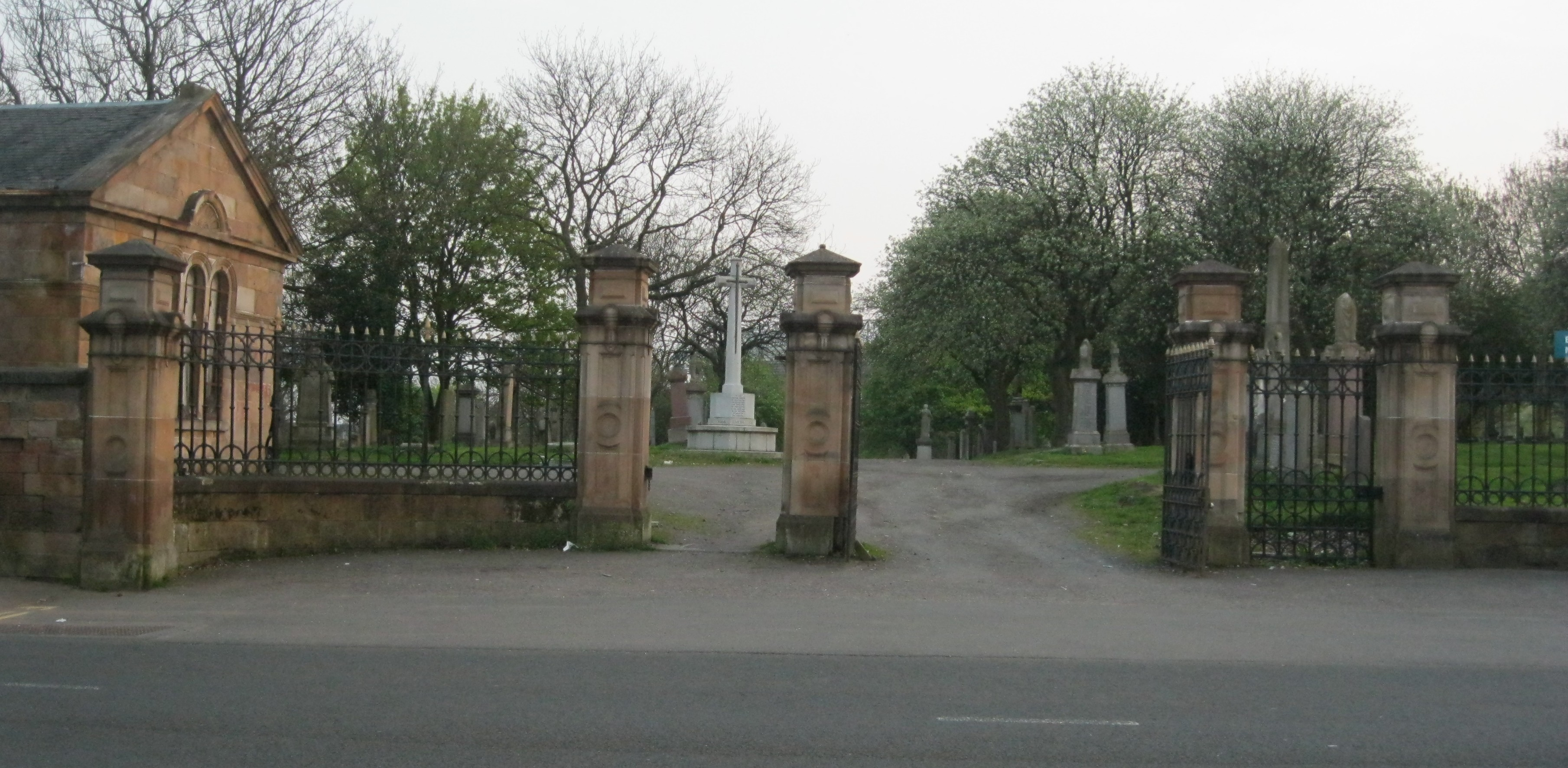 Janefield Cemetery History Parkhead History