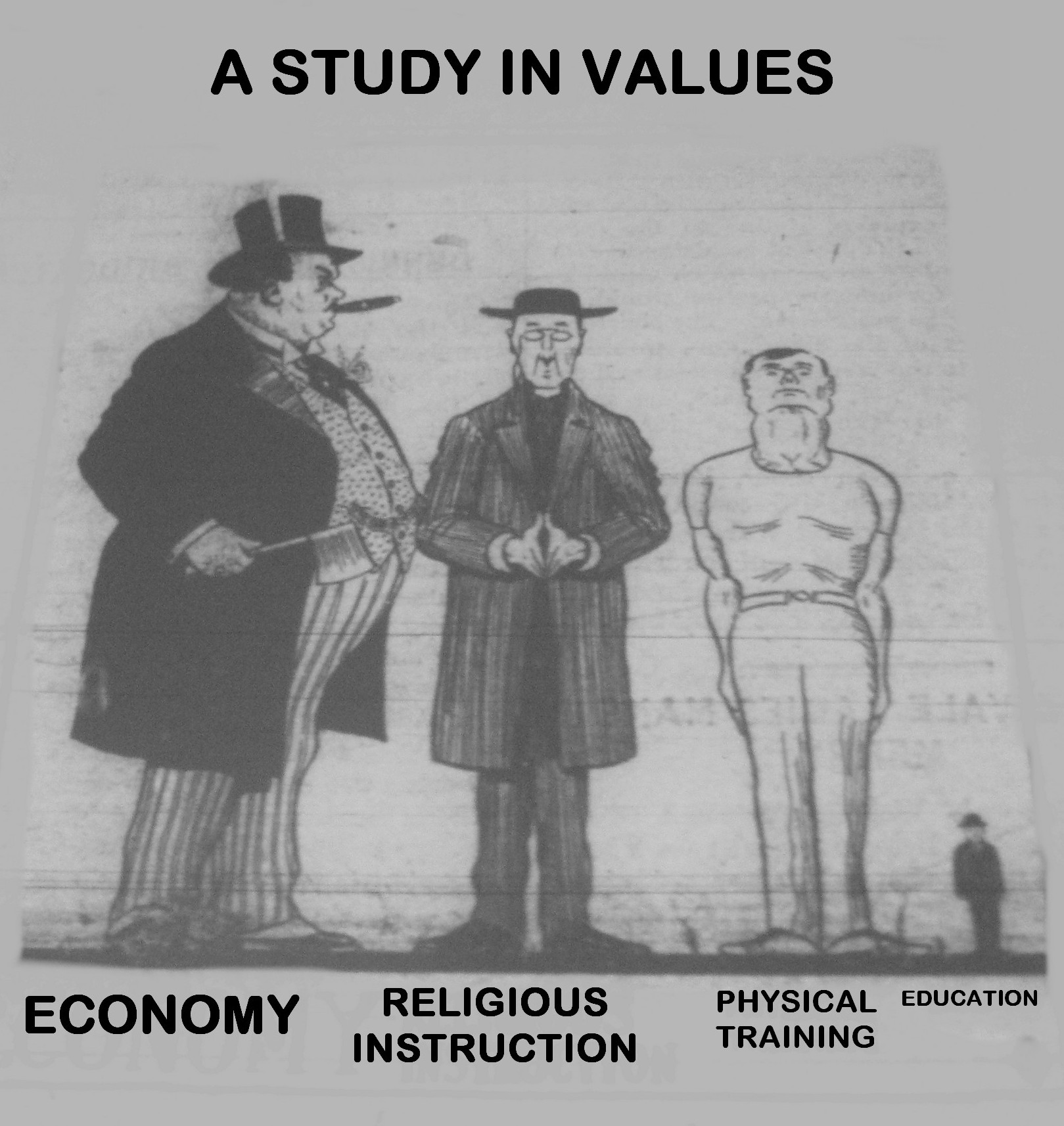 STUDY IN VALUES