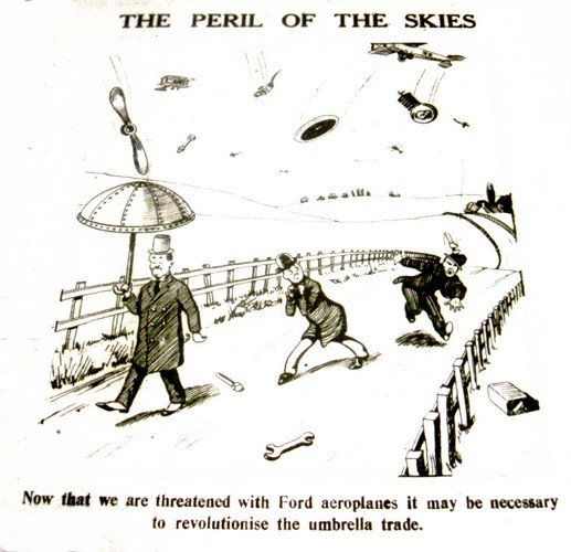 peril of the skys
