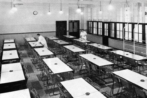 temp canteen