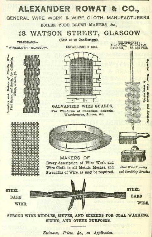 watson st 1909